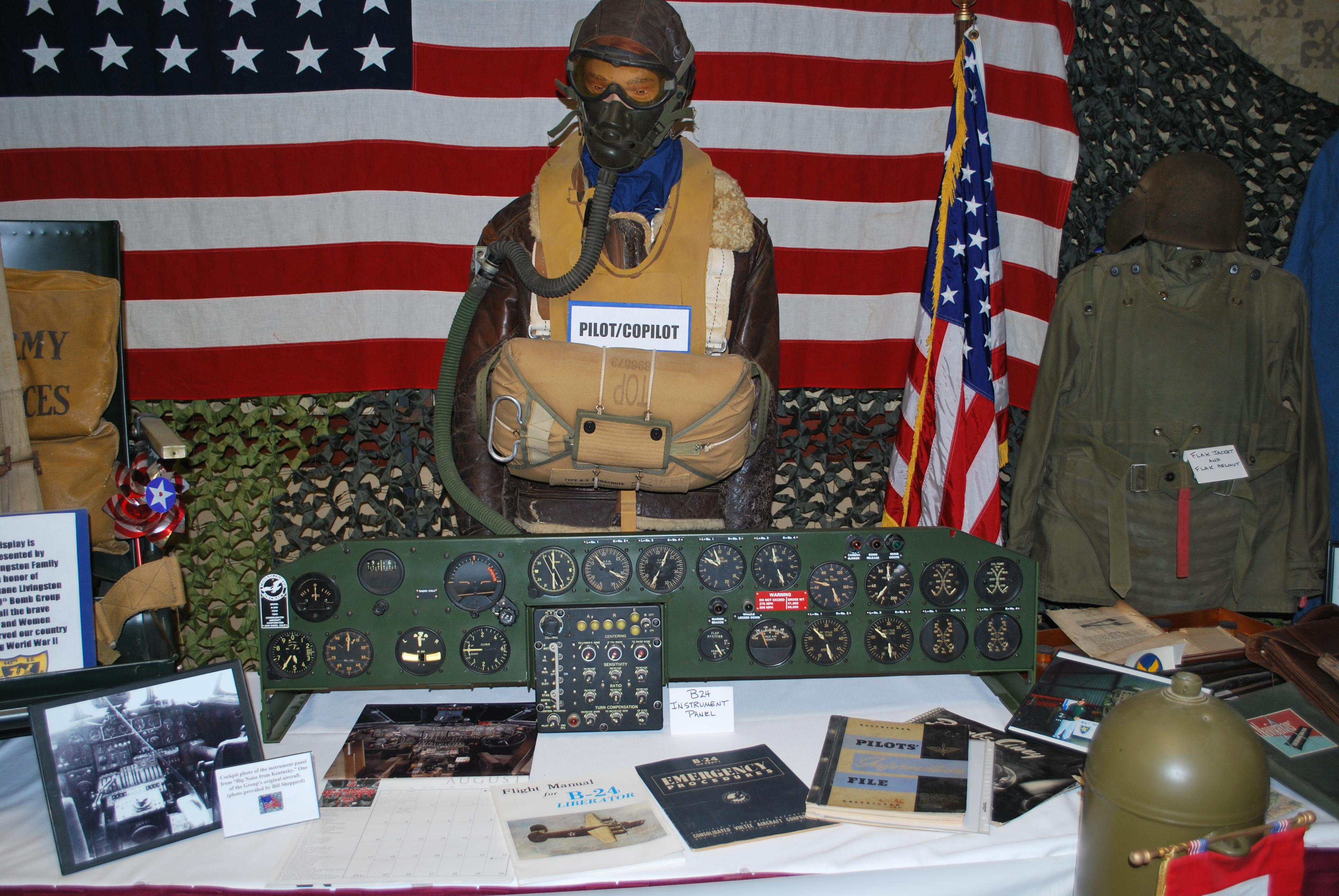 David Duane Livingston Memorial Museum
